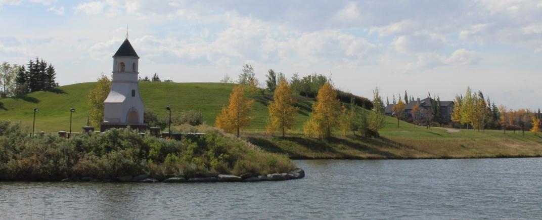 New Brighton pond